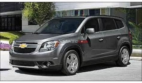 Mobil Chevrolet Orlando 1 8l At info lengkap