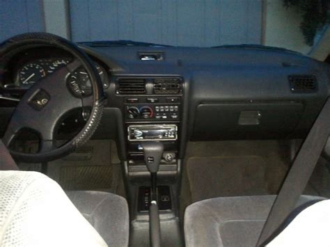 1991 honda accord interior pictures cargurus