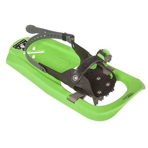 kid snow shoes yukon s jr series molded snowshoes for