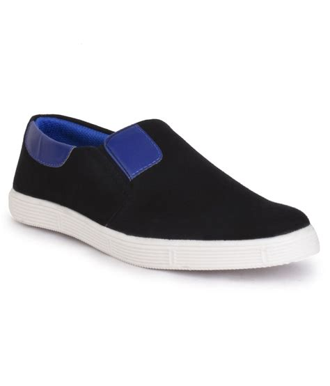 fanvi black canvas shoes price in india buy fanvi black