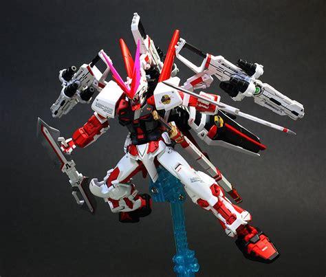 Gundam Bb 248 Gundam Astray 058 hg 1 144 gundam astray frame flight unit