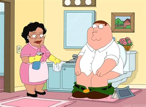 Family Guy Maid Meme - family guy gif find share on giphy