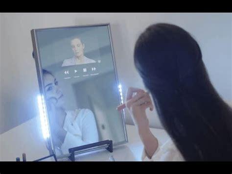 smart mirror worlds best smart mirror youtube