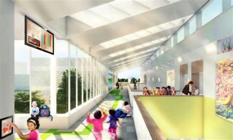 interior design programs nyc nyc s zero energy school p s 62 in staten island