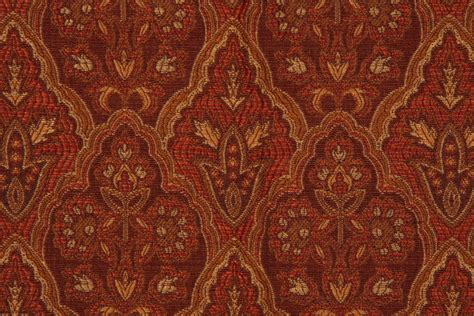 Tapestry Material Upholstery by Childs Tapestry Upholstery Fabric In Mahogany