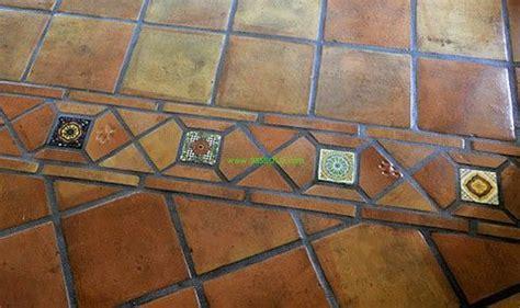 saltillo tile stairs   Saltillo Prints 2 300x178 Saltillo