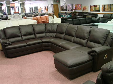 Natuzzi Leather Sofas Sectionals By Interior Concepts Leather Sectional Sofa Sale