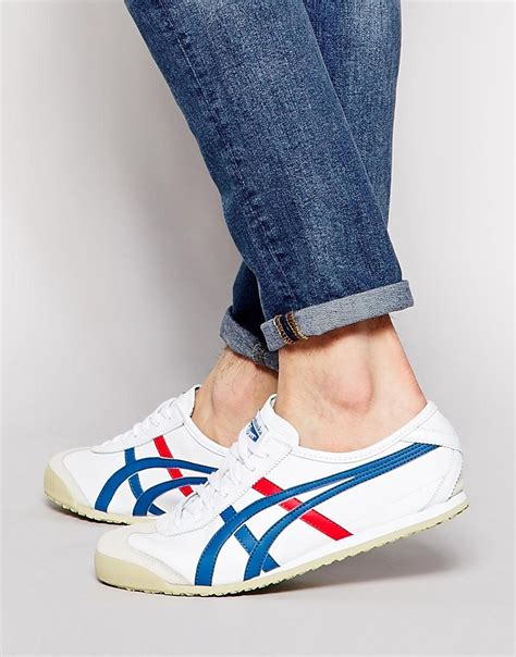 Po Limited Onitsuka Tiger Mexico 66 Leather Gold Gold buymadesimple onitsuka tiger mexico 66 leather