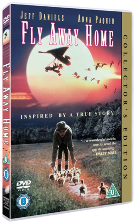 fly away home dvd 5050582854008 ebay