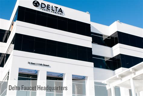 Delta Faucet Corporate Headquarters by Delta Faucet Liberty Fund Hqs Near Completion Shiel Sexton