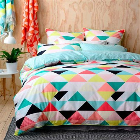 Neon Comforter by Modern Bedding Neon Colors 2015