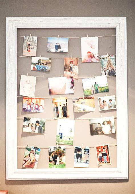 picture frame hanging ideas best 25 collage picture frames ideas on wall