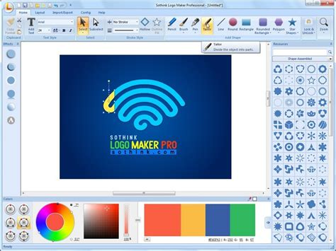 logo layout maker sothink logo maker professional v4 4 shareware download