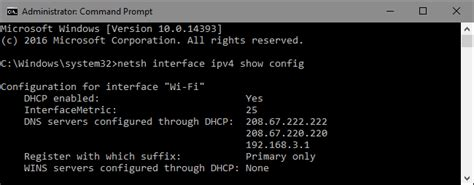 How To Search Ip Addresses How To Change Your Computer S Ip Address From The Command