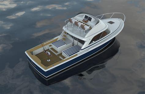 boston boat show june 2017 new bertram design unveiled in fort lauderdale trade