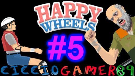 happy wheels full version multiplayer gameplay happy wheels 5 176 boom headshot hd ita 720p