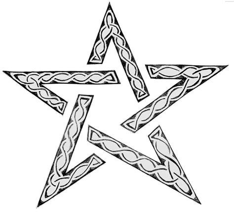 cool star tattoo designs drawings cliparts co