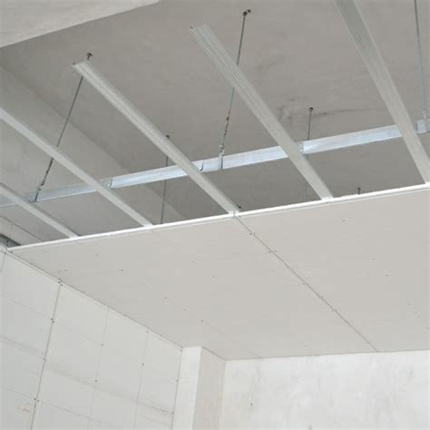 Gypsum Board False Ceiling Price by Meisui Standard Gypsum Board Plasterboard Drywall With