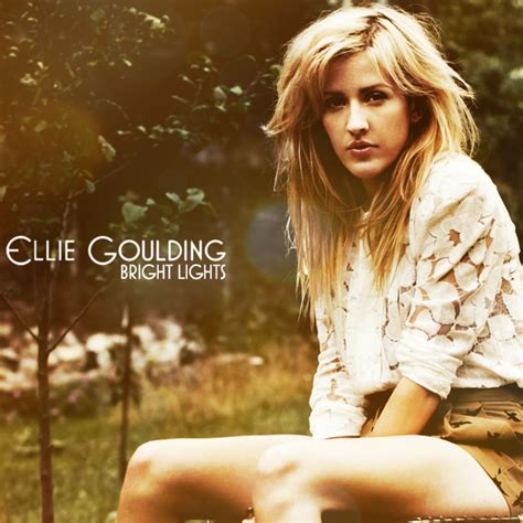 Ellie Goulding Lights by Green Boy S World New Ellie Goulding Lights