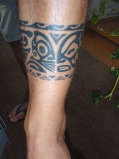 maori leg tattoos for men mandala for leg for search