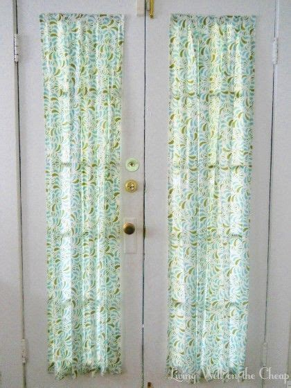 Front Door Sidelights Curtains 25 Best Ideas About Front Door Curtains On Sidelight Curtains Door Curtains And