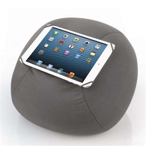 tablet pillow stand fom 174 tablet pillow gifts tablet stand bean bag