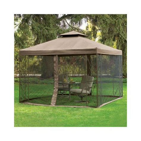 sears whole home bristol 10 x 10 gazebo garden winds canada