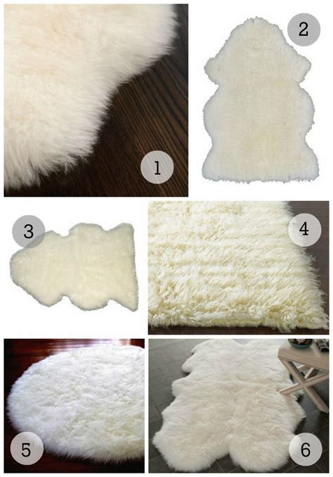 ikea white shag rug where to buy sheepskin throw rugs for the nursery 1