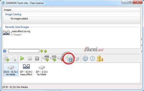 cara membuat file iso dengan daemon lite cara membuat file iso image menggunakan daemon tools