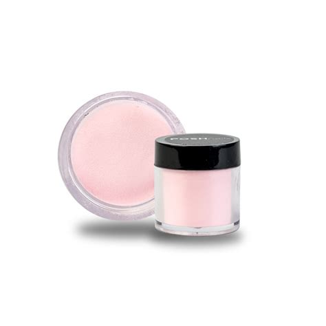 Posh Thinks Pink by Think Pink Coloured Acrylic Posh Nailz