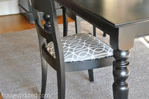 Dining Chair Recovering Recovering Dining Chairs Dwell Studio Porte Charcoal Fabric