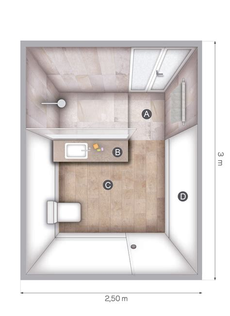 bagno rettangolare progetto stanze a nudo tutti i segreti dei bagni pi 249 belli idee