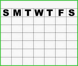 monday through saturday calendar template saturday through friday calendar template calendar