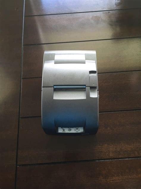 Printer Epson M188b epson tm u220b m188b printer the pos depot custom logo gift cards paper more