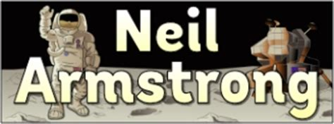 neil armstrong biography in spanish earth and beyond teaching ideas