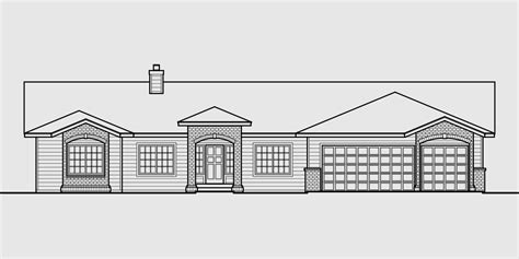 house plans with extra large garages home plans with big garages house design plans