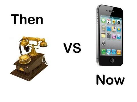 Technology Then And Now Essay by Then And Now How Technology Has Changed Our Lives Network World