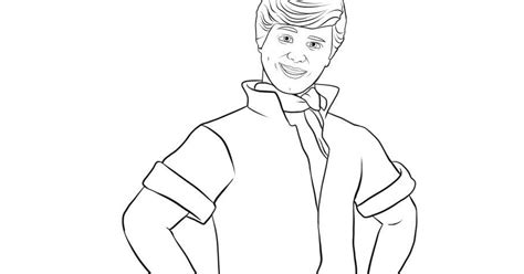 ken doll coloring page barbie coloring pages coloring page of ken from toy story 3