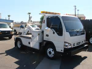 Isuzu Wreckers Isuzu Npr Hd 2006 Isuzu Npr Hd Wrecker Tow Truck For
