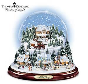 musical snow globes