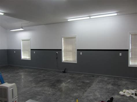 garage walls painting ideas of the front wall