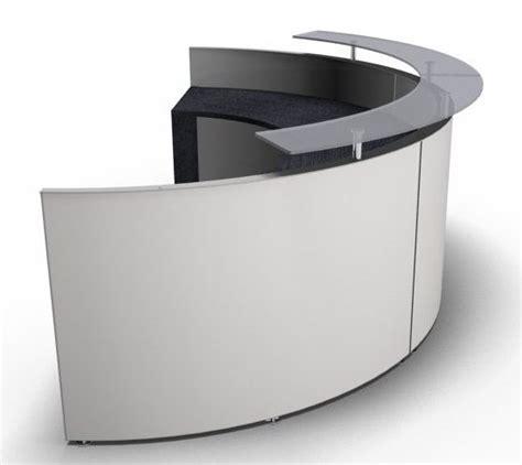 Active S Half Moon Reception Desk With Mfc Fronts Online Half Reception Desk