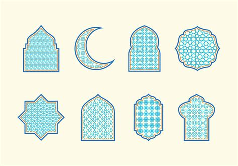 template koran photoshop islamic ornaments vector download free vector art stock