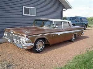 1959 ford edsel for sale wausau wisconsin