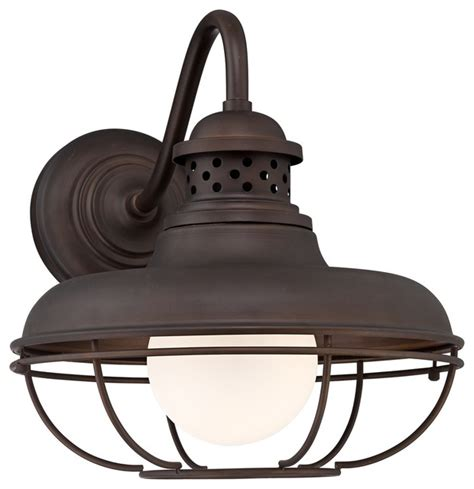 Farmhouse Outdoor Light Franklin Park Metal Cage 16 Quot High Bronze Outdoor Wall Light Farmhouse Outdoor Wall Lights