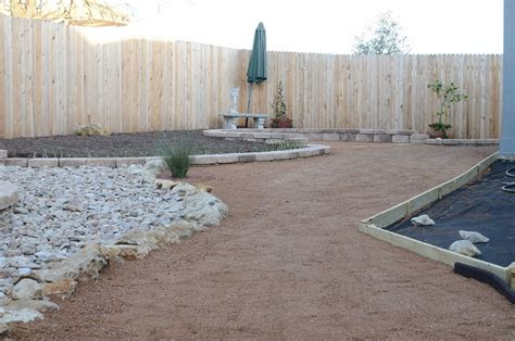 xeriscape backyard hometalk creating a xeriscape backyard landscape