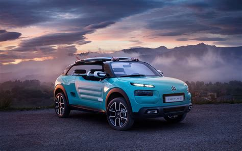 Citroen Car Wallpaper Hd by 2015 Citroen Cactus M Concept Wallpaper Hd Car
