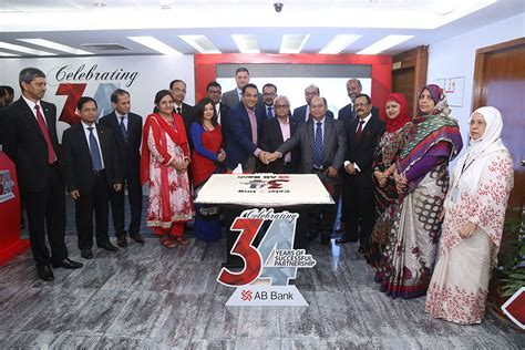 ab bank ab bank celebrates its 34th founding anniversary ab bank