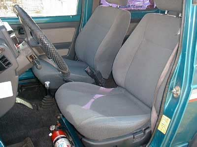 service manual 1992 suzuki samurai seat cover removal service manual how to remove the new seats installed compare with the old seats in the picture at right