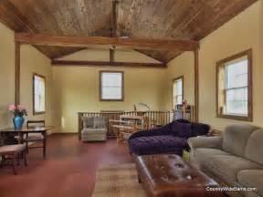 barndominium interior